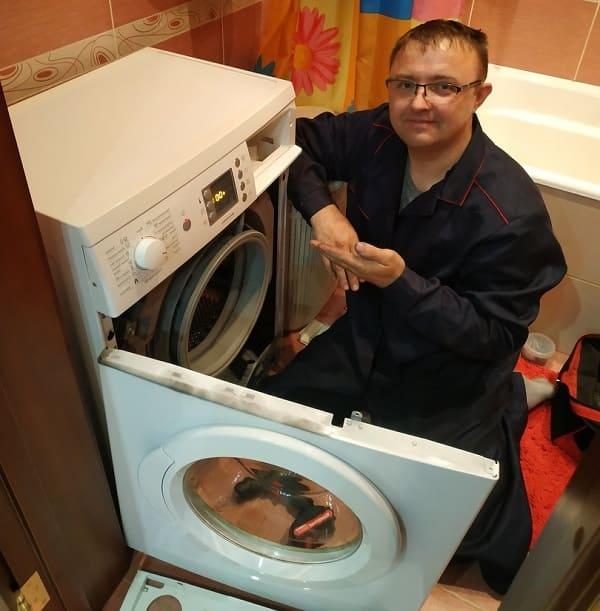 Ремонт стиральных машин - выезд мастера на дом